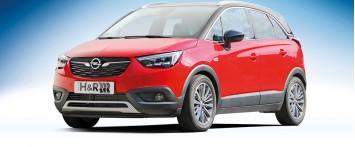 Opel Crossland X J-A