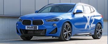 BMW X2 F2X