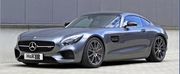 Mercedes Benz AMG GT GTS (C190)